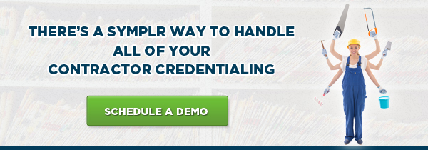 Contractor Credentialing