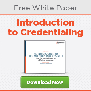 Download Introduction to Credentialing