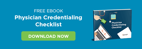 download the physician credentialing checklist