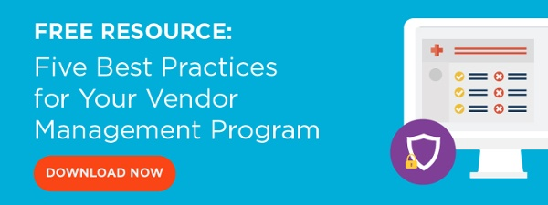 Get our five best practices for vendor management