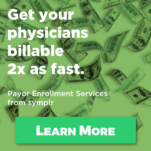 Payor Enrollment from symplr