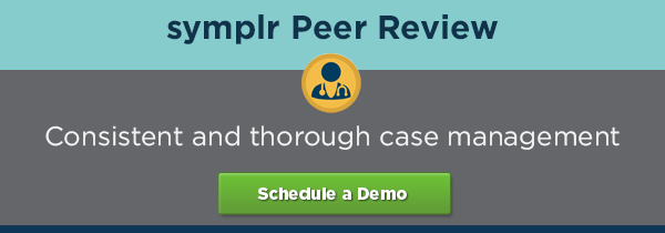Schedule a Peer Review Demo