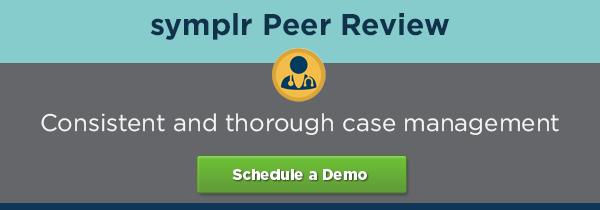 Schedule a Peer Review Demo