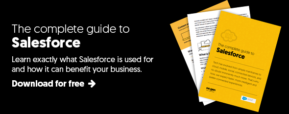 Download the complete guide to Salesforce