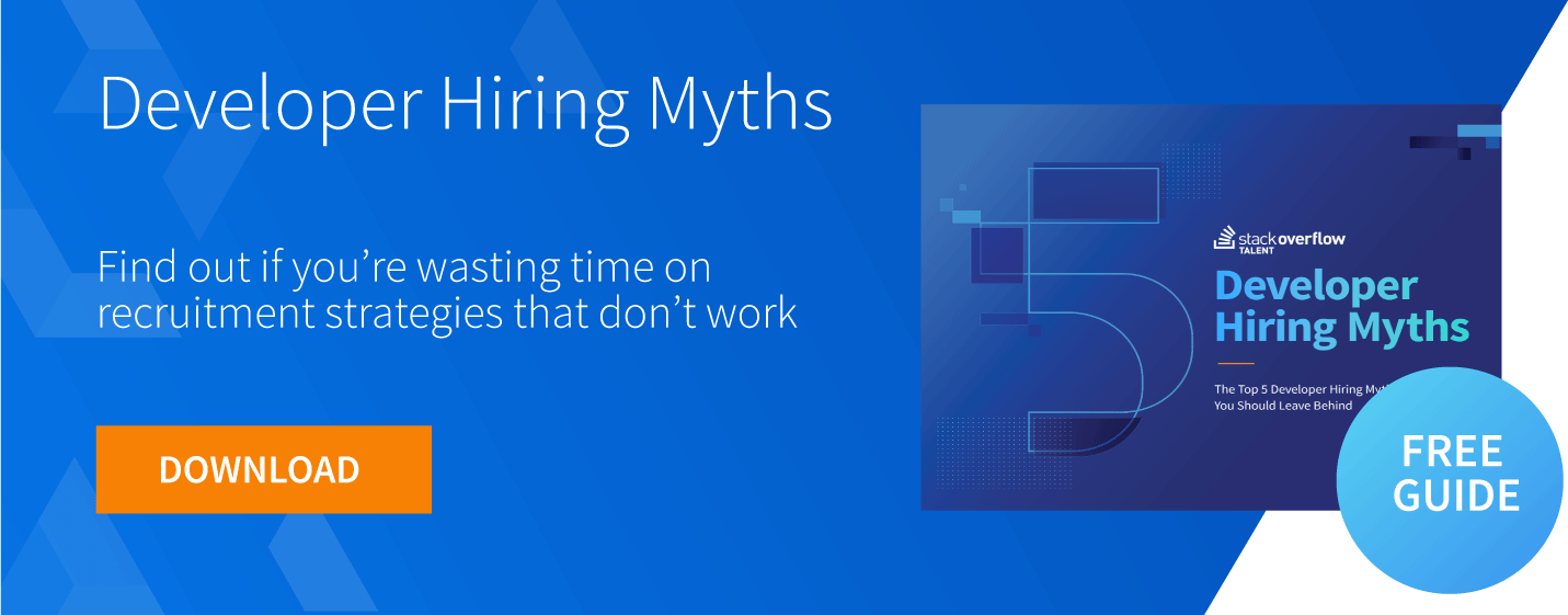 developer myths