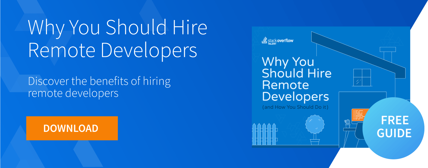hire remote developers