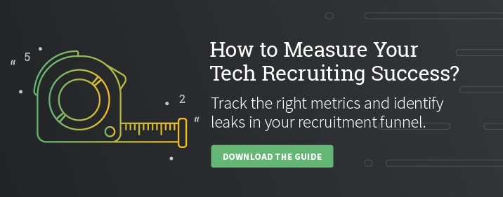 How to Measure Your Tech Recruiting Success?