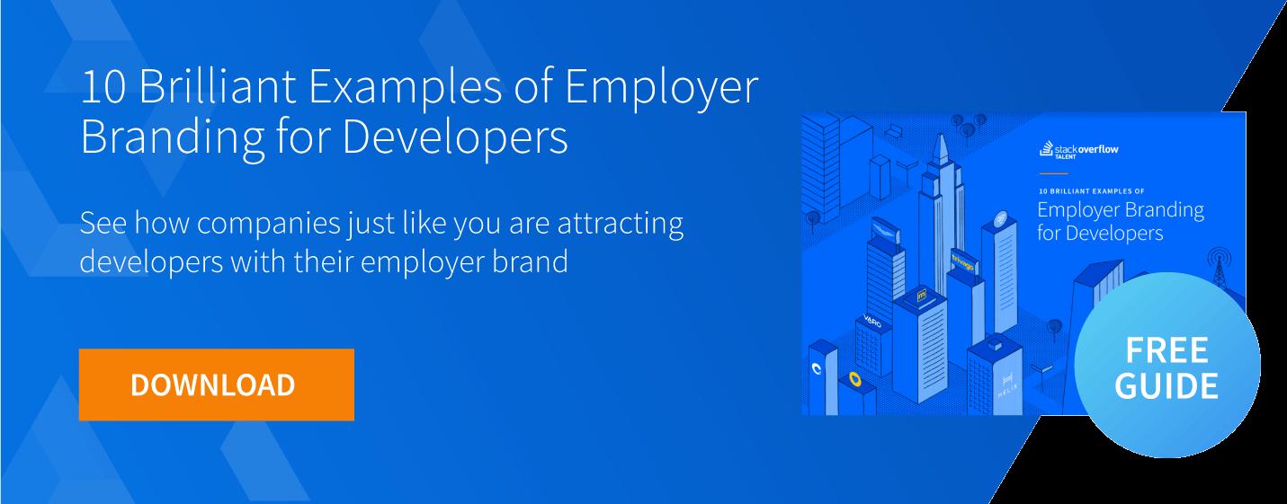 employer branding examples