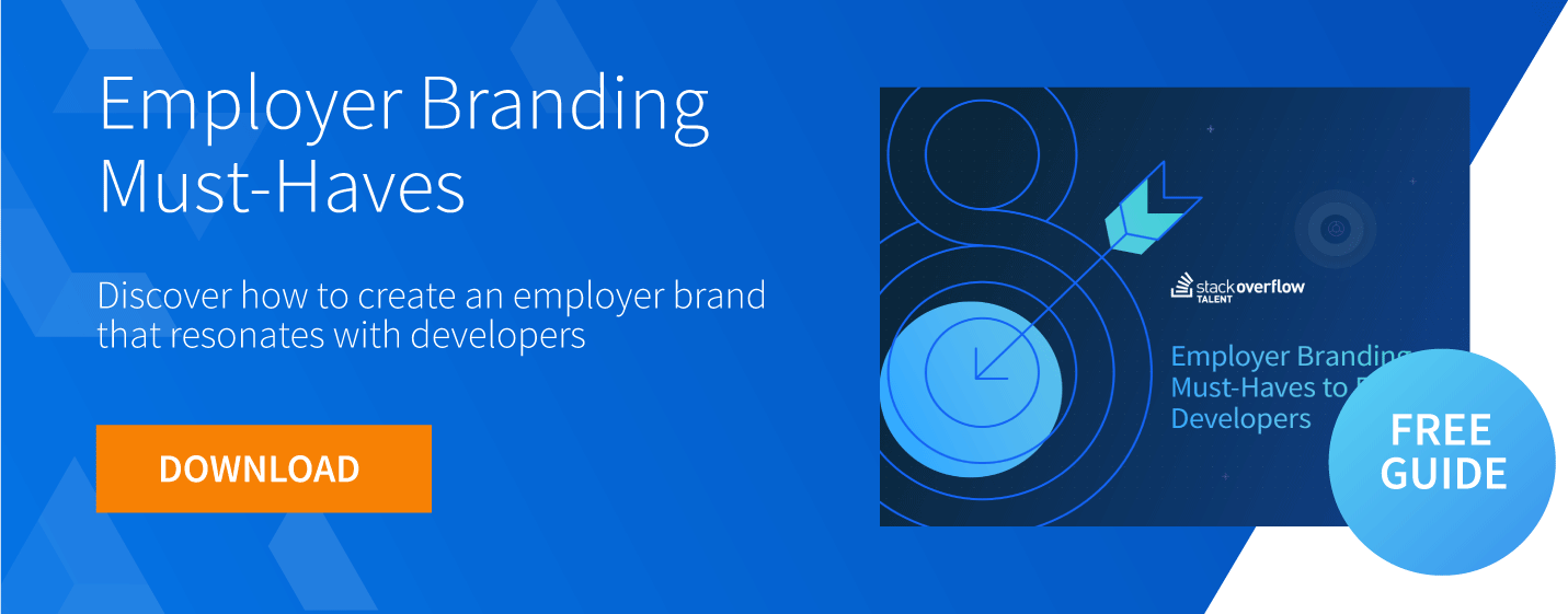 employer branding technical