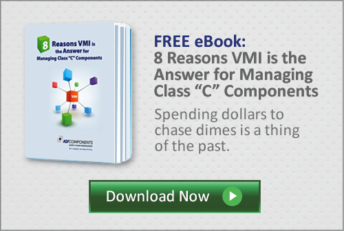 "Free-Book: 8 Reasons VMI is the Answer for Managing Class ""C"" Components"