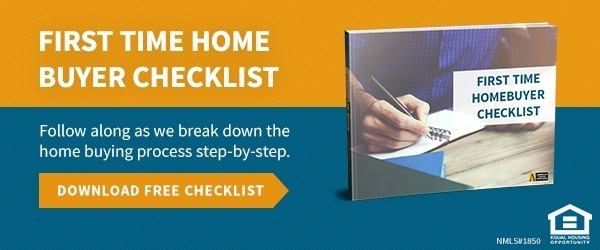 Download Free First Time Home Buyer Checklist