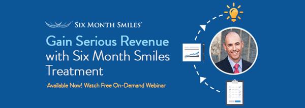 Six Month Smiles Free On Demand Webinar Dr Chris Bowman