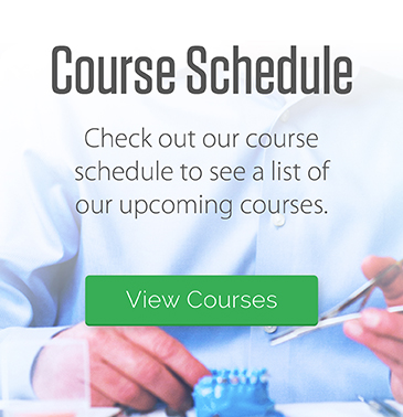Level 1 Course Schedule