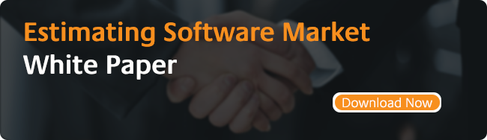 The Estimating Software Market White Paper