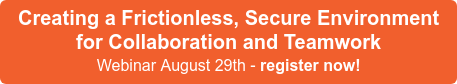 How to Protect your Organization's Information and Manage Compliance Webinar August 29th - register now!
