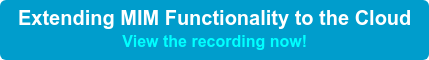 Extending MIM Functionality to the Cloud View the recording now!