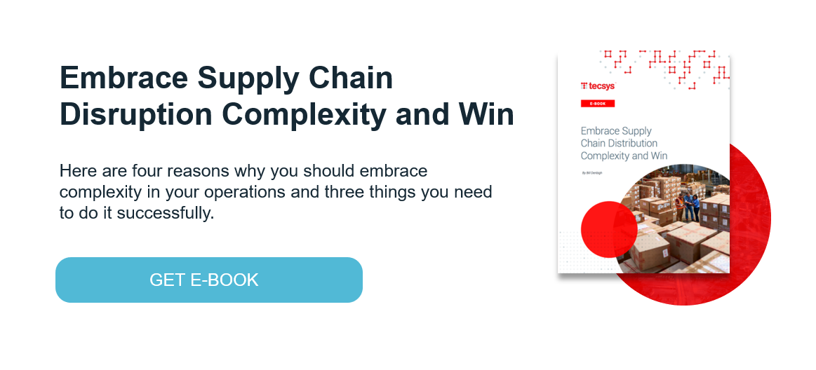 Embrace Supply Chain Disruption Complexity and Win