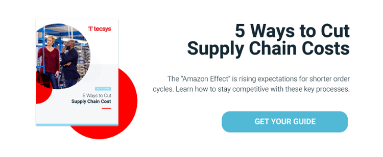 5 Ways to Cut Supply Chain Costs