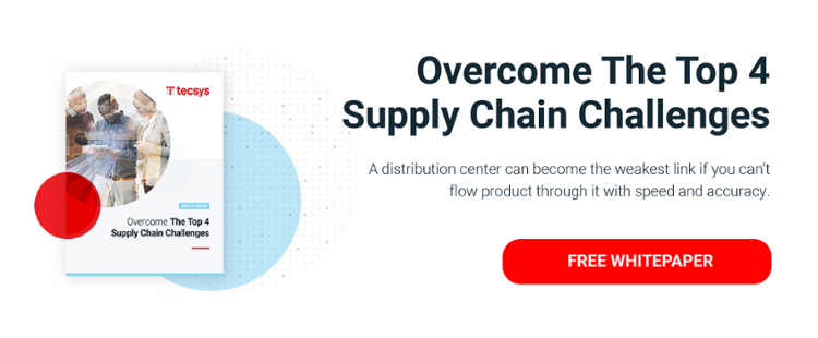 Overcome The Top 4  Supply Chain Challenges