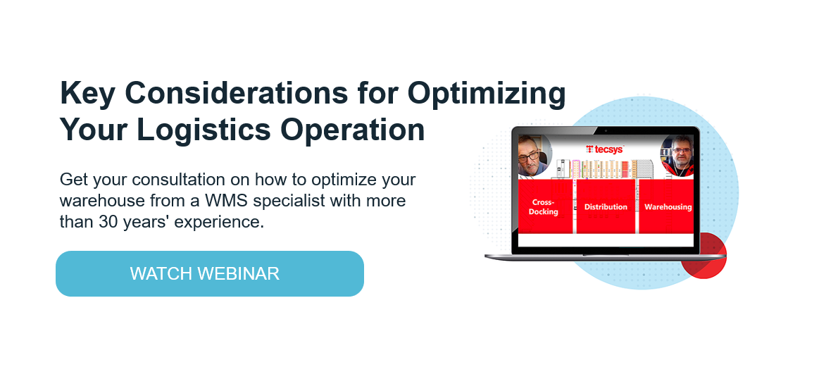 Key Considerations for Optimizing your Logistics Operations Webinar