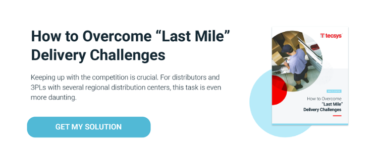 "How to Overcome ""Last Mile"" Delivery Challenges"