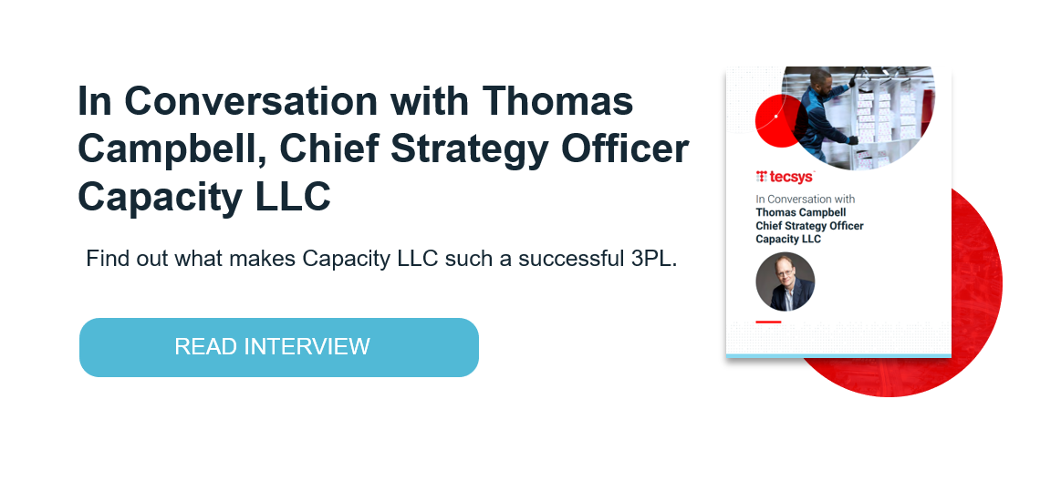 In conversation with Thomas Campbell, Chief Strategy Officer Capacity LLC