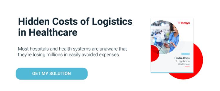 Hidden Costs of Logistics in Healthcare