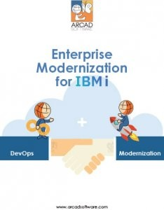 Enterprise Modernization for IBM i brochure