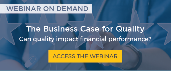 The Business Case for Quality Webinar