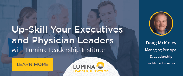 Learn more about the Lumina Leadership Institute