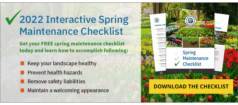 Download 2020 Spring Maintenance Checklist TODAY!