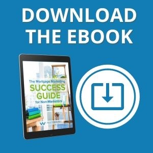 "Tablet showing the cover of the ebook with a download icon and text that says ""Download the Ebook"""