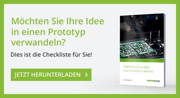Verwandeln Sie Ihre Idee in einen Prototyp