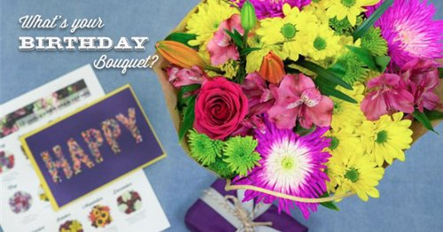What is your birthday flower?