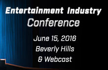 Entertainment Industry Conference