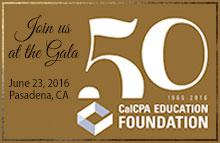 CalCPA 50th Anniversary