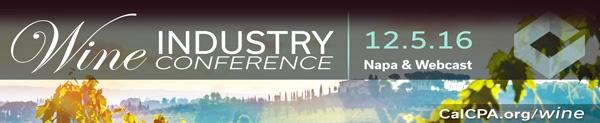 Wine Industry Conference 2016