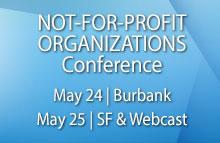 Not for Profit Organizations Conference