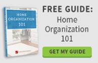 Home Organization 101 eBook Boston Homespaces