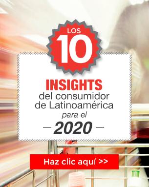 10 Insights del Consumidor de Latinoamérica para el 2020