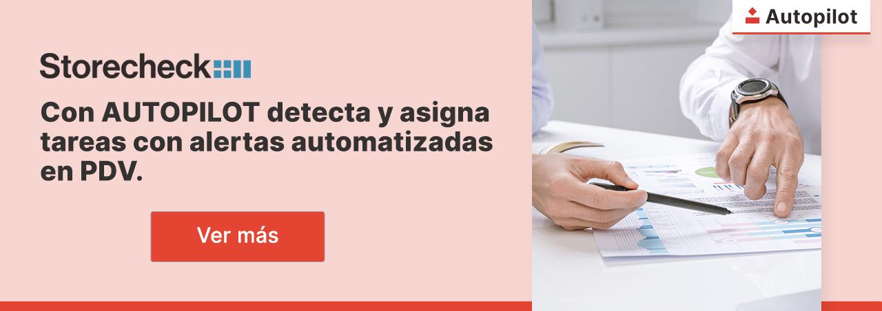CTA Autopilot Storecheck Espana