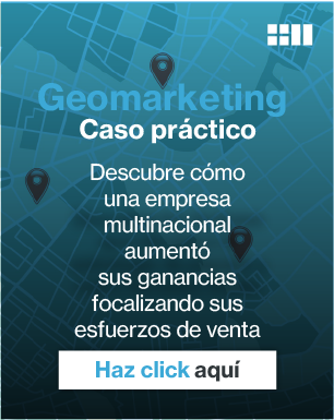 Caso práctico de Geomarketing