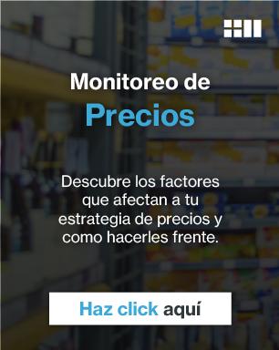 Descarga e-book Monitoreo de Precios