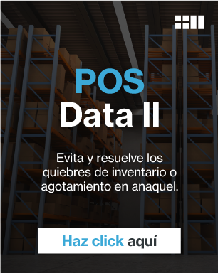 POS Data: Evita quiebre de inventario pt2