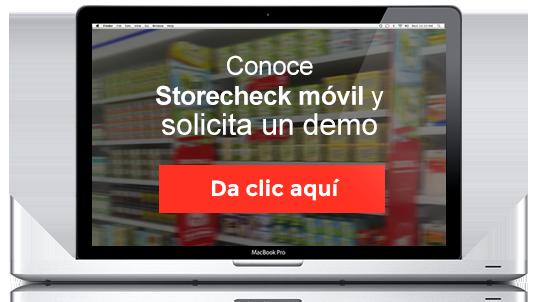 Storecheck - Demos gratis de nuestra App