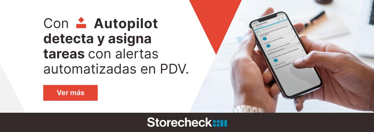CTA Autopilot Storecheck Mexico