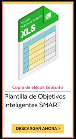 Link a Landing Plantilla de Objetivos Inteligentes SMART