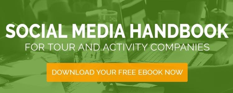 Download our social media handbook for tour and activity companies