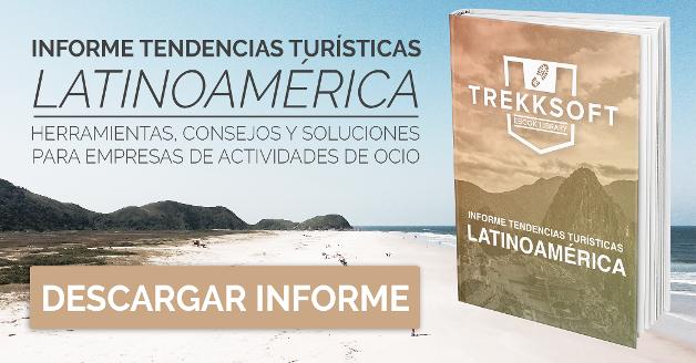 informe tendencias turísticas Latinoamérica