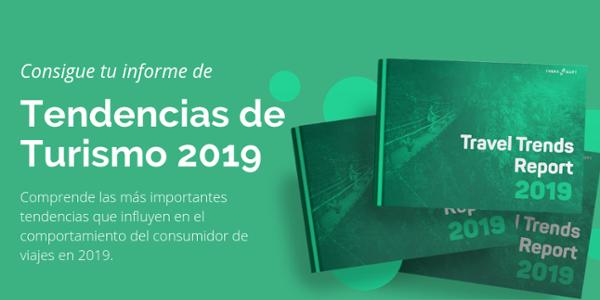 Tendencias de Turismo 2019